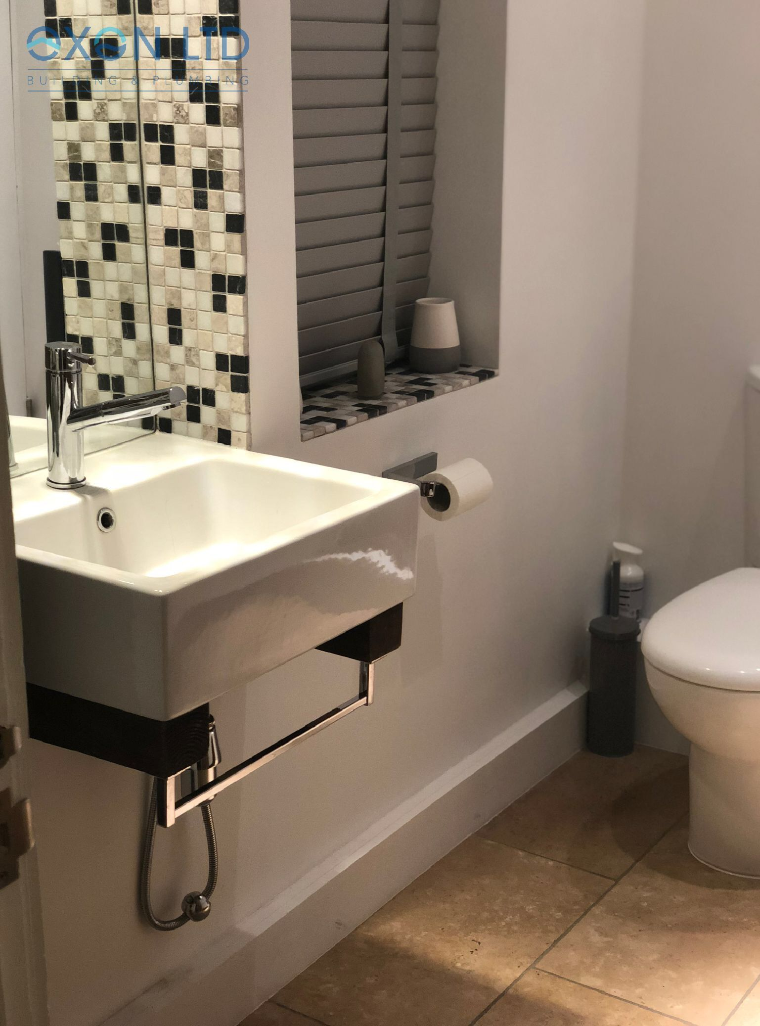 Oxon Ltd  Didcot  Bathroom