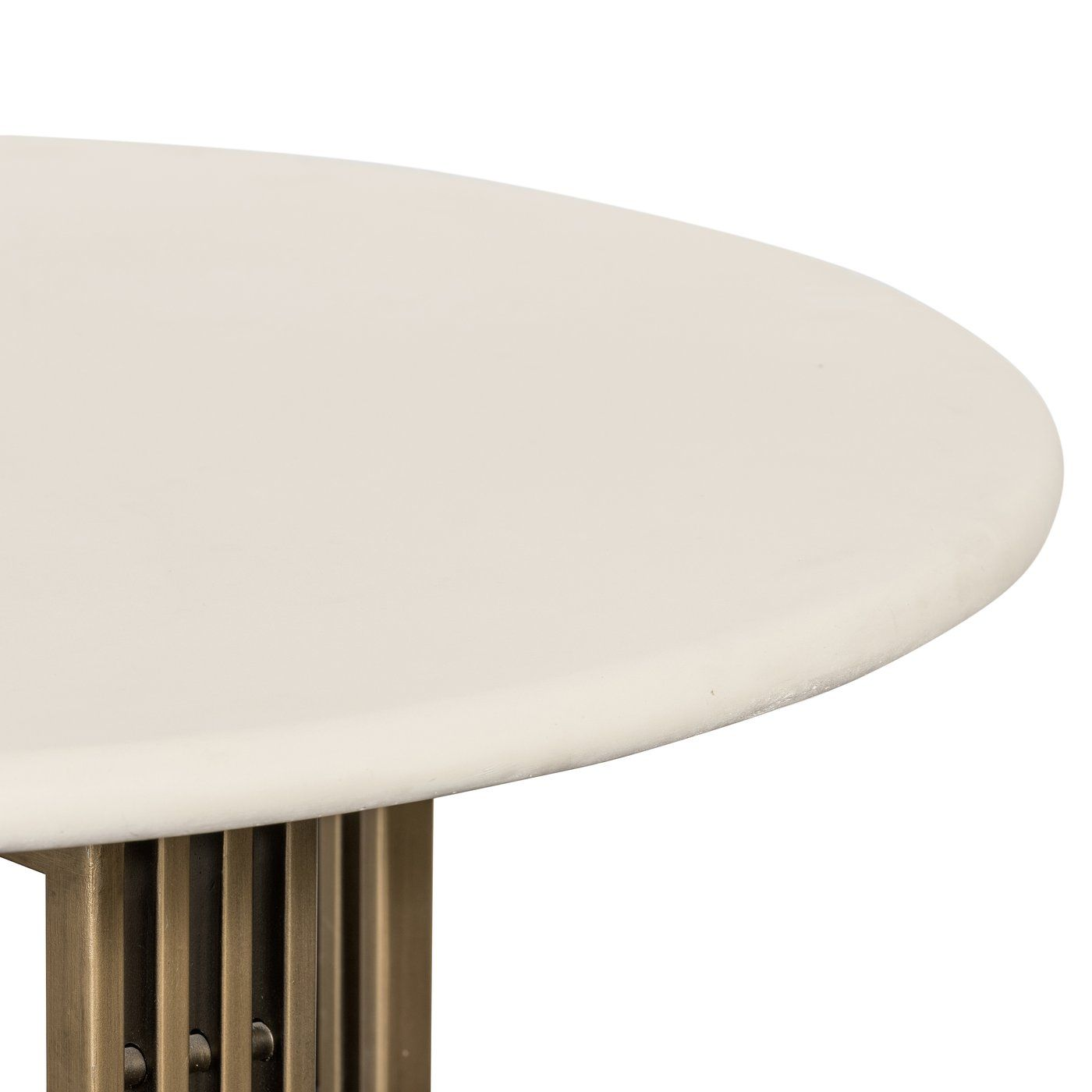 Four Hands Mia Coffee Table Round Coffee Table Coffee Table Concrete Coffee Table [ 1400 x 1400 Pixel ]