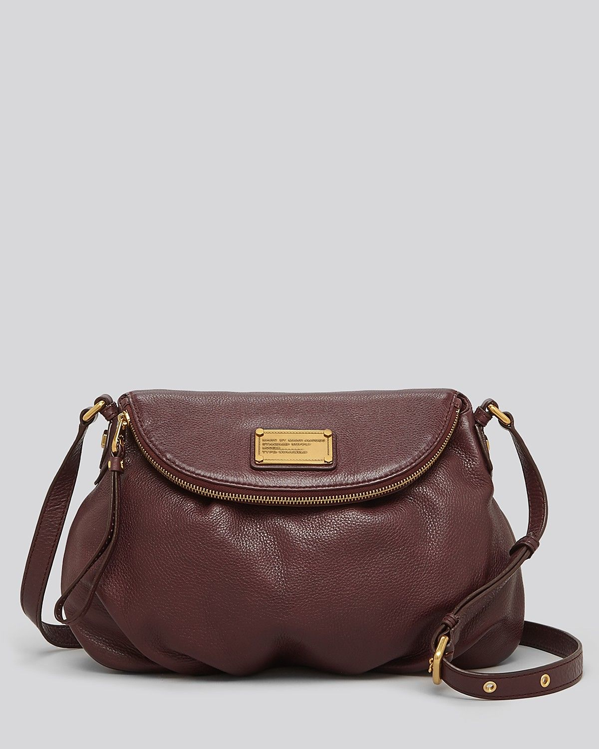 57754f10940e Marc By Marc Jacobs Crossbody Classic Q Natasha in Cardamon Brown... love  this colorrr