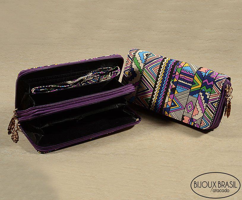 d642f8726 Carteira Grande :: Bijoux Brasil | wishlist compras | Pinterest ...