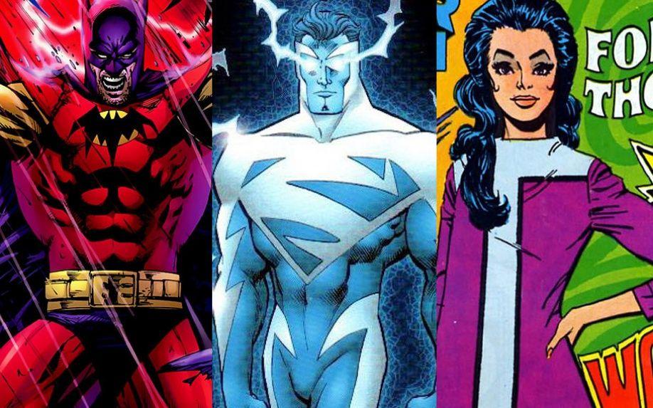 Un mio articolo dedicato a 3 dei miei eroi preferiti: Batman, Wonder Woman e Superman.