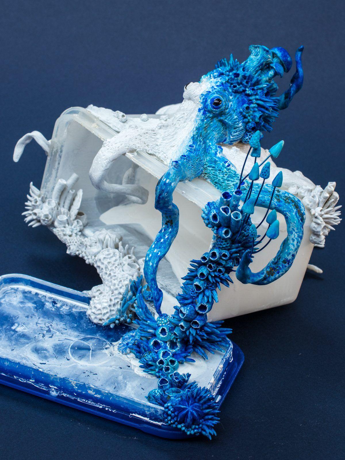 SOLD - Exploration (Octopus Sculpture) 2018 in 2019 | Artists