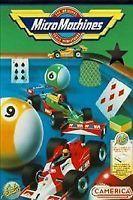 Micro Machines (Nintendo NES, 1991)