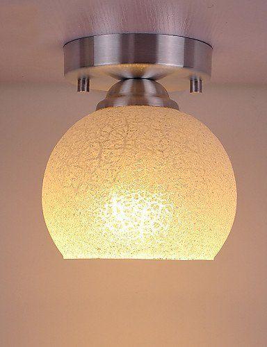 60W Moderne / Mini Style Unterputz Wohnzimmer / Schlafzimmer / Esszimmer /  Küche / Bad Deckenleuchten Pendelleuchten Lampe 115V ...