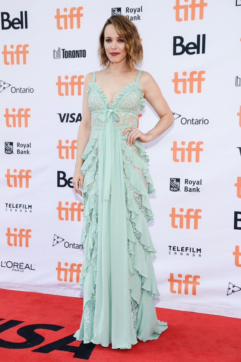 Diane Kruger\'s Barely-There Cutout Dress Is So Chic | Rachel McAdams ...