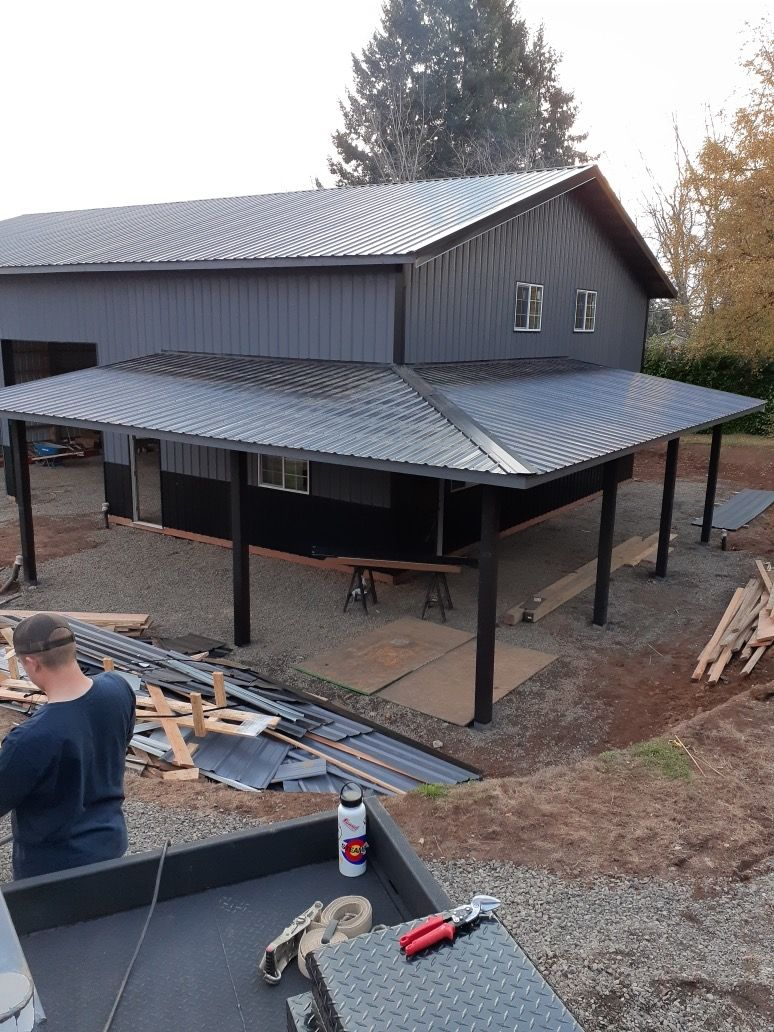 40'x60'x16' Pole Barn