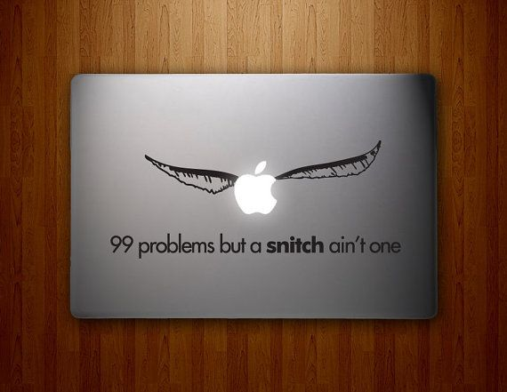 Macbook Decal. I want this!!