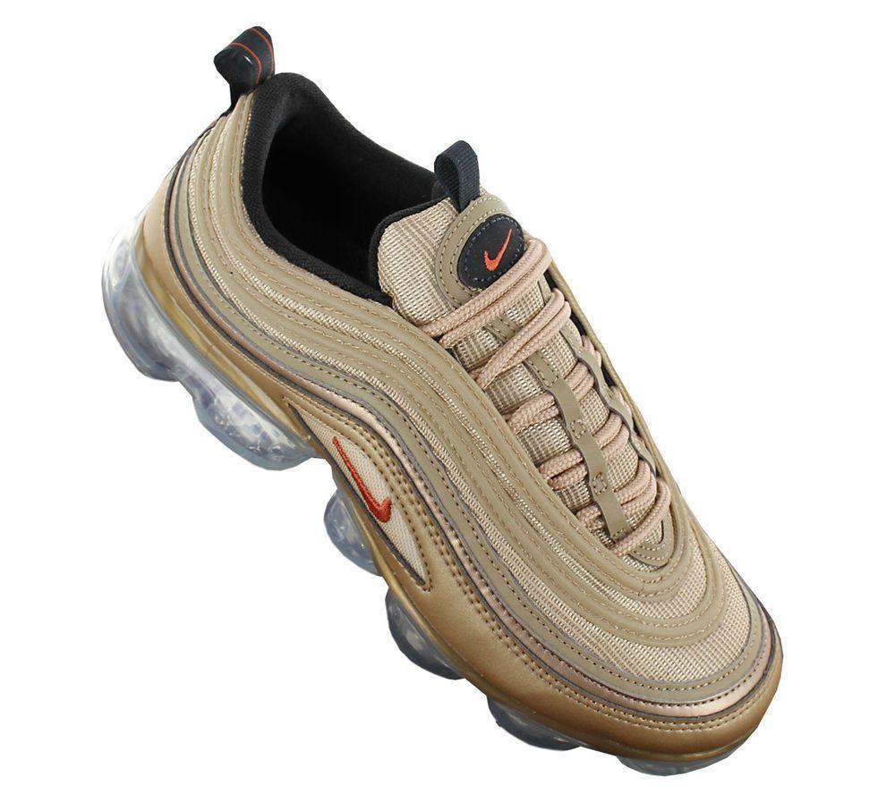 NEU Nike Air VaporMax 97 Damen Schuhe Gold AO4542 902 SALE