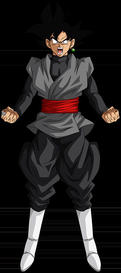 Goku Black Render 6 Dokkan Battle By Maxiuchiha22 Goku Black Dragon Ball Super Dragon Ball Super Goku