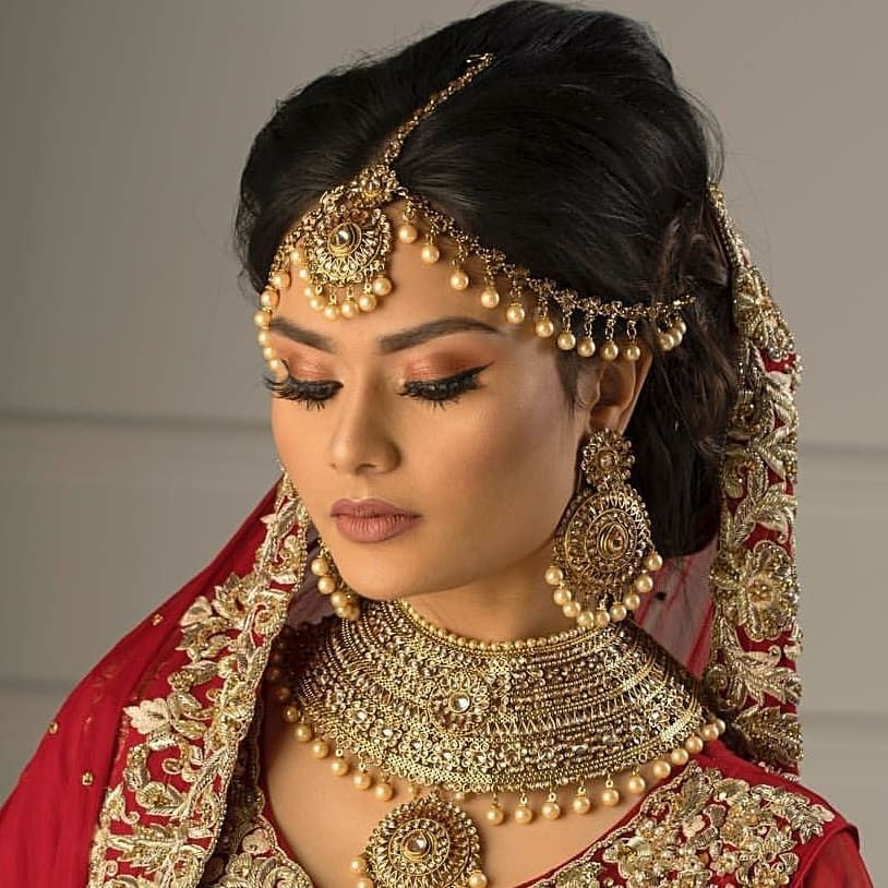 Patti set matha bridal Top 20