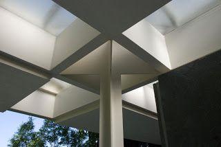 Miller House By Eero Saarinen