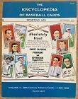 Encyclopedia of Baseball Cards Vol.3 - 20th Cent Tobacco Cards -1st ed VERY FINE