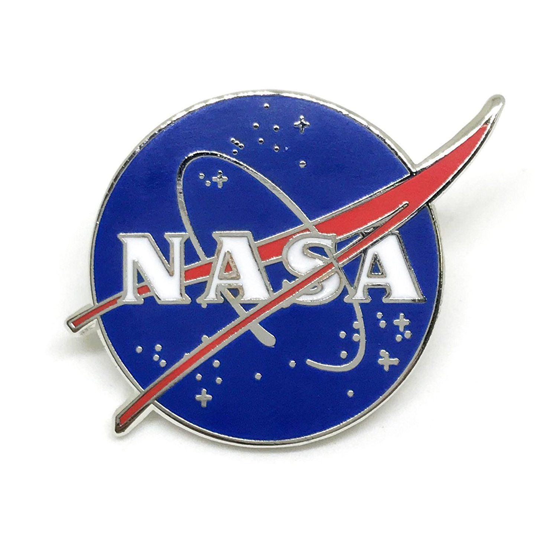 7edea297a Amazon.com: NASA Logo Insignia Enamel Lapel pin: Jewelry | Fresh ...