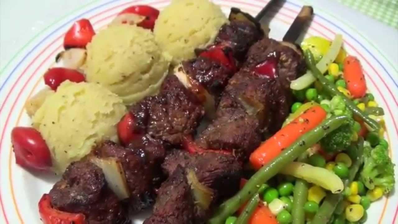 طريقة عمل الشيش كباب Middle Eastern Recipes Food Middle Eastern