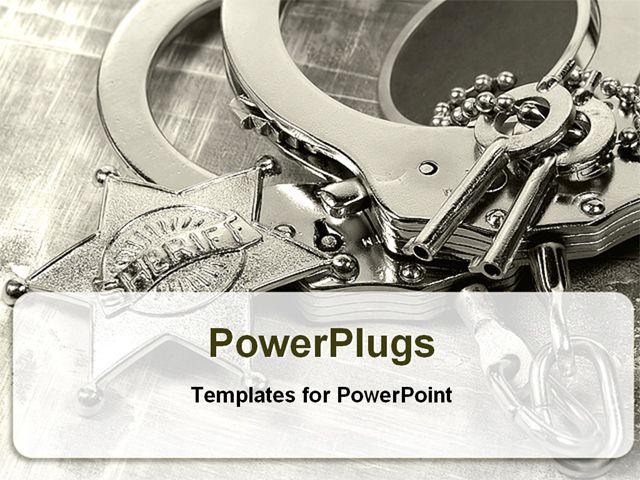 powerpoint background templates law enforcement best police, Modern powerpoint