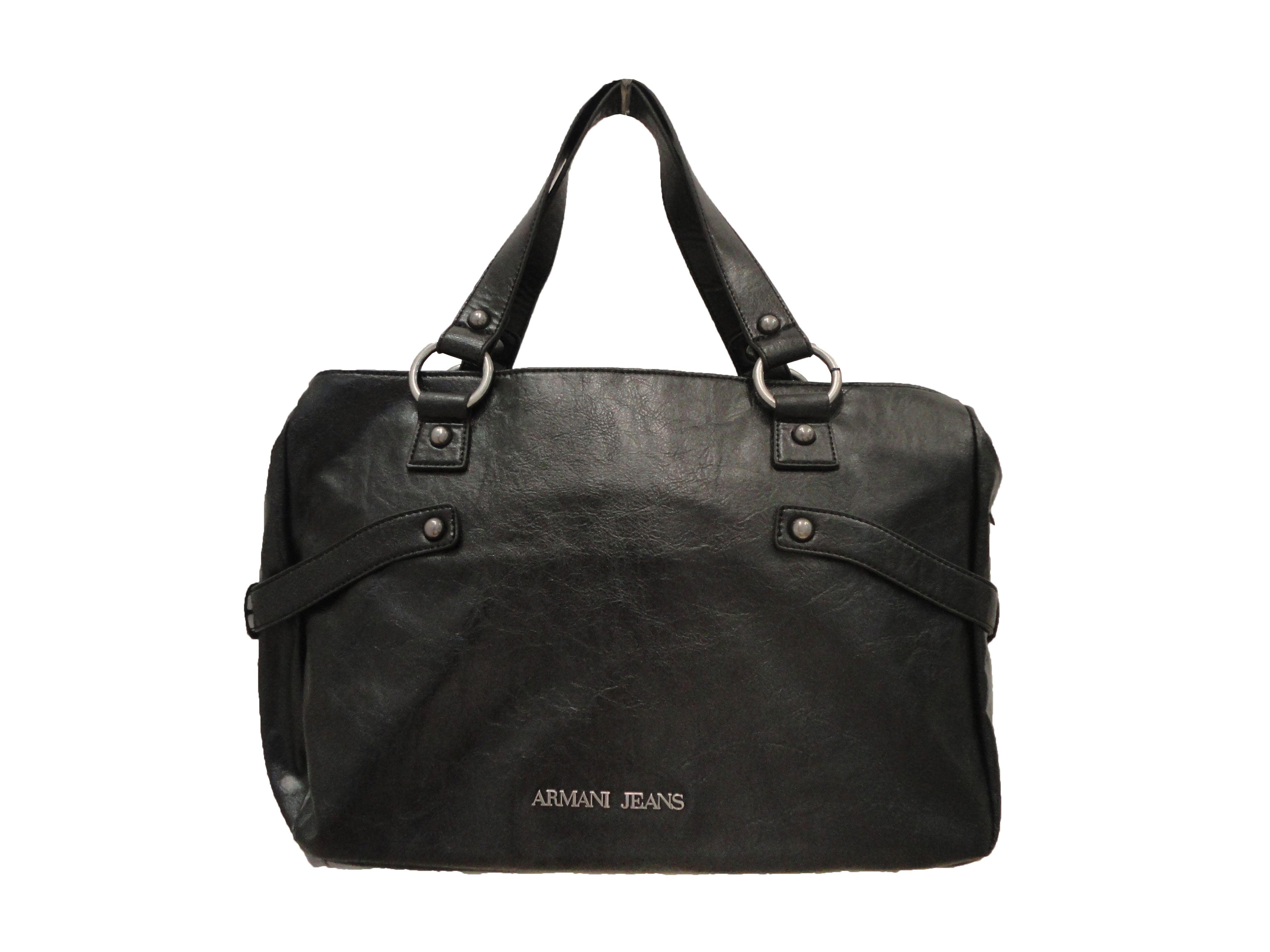 Las Armani Handbag Poseted By Houseoflabels Co Uk