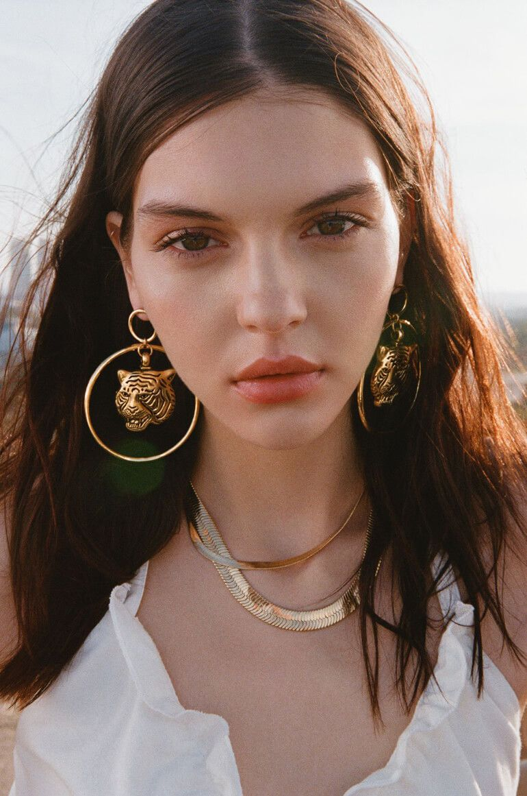 459a87084 LA based fashion jewelry designer Vanessa Mooney draws inspiration from  astrology and the human dichotomy in this stunning collection.