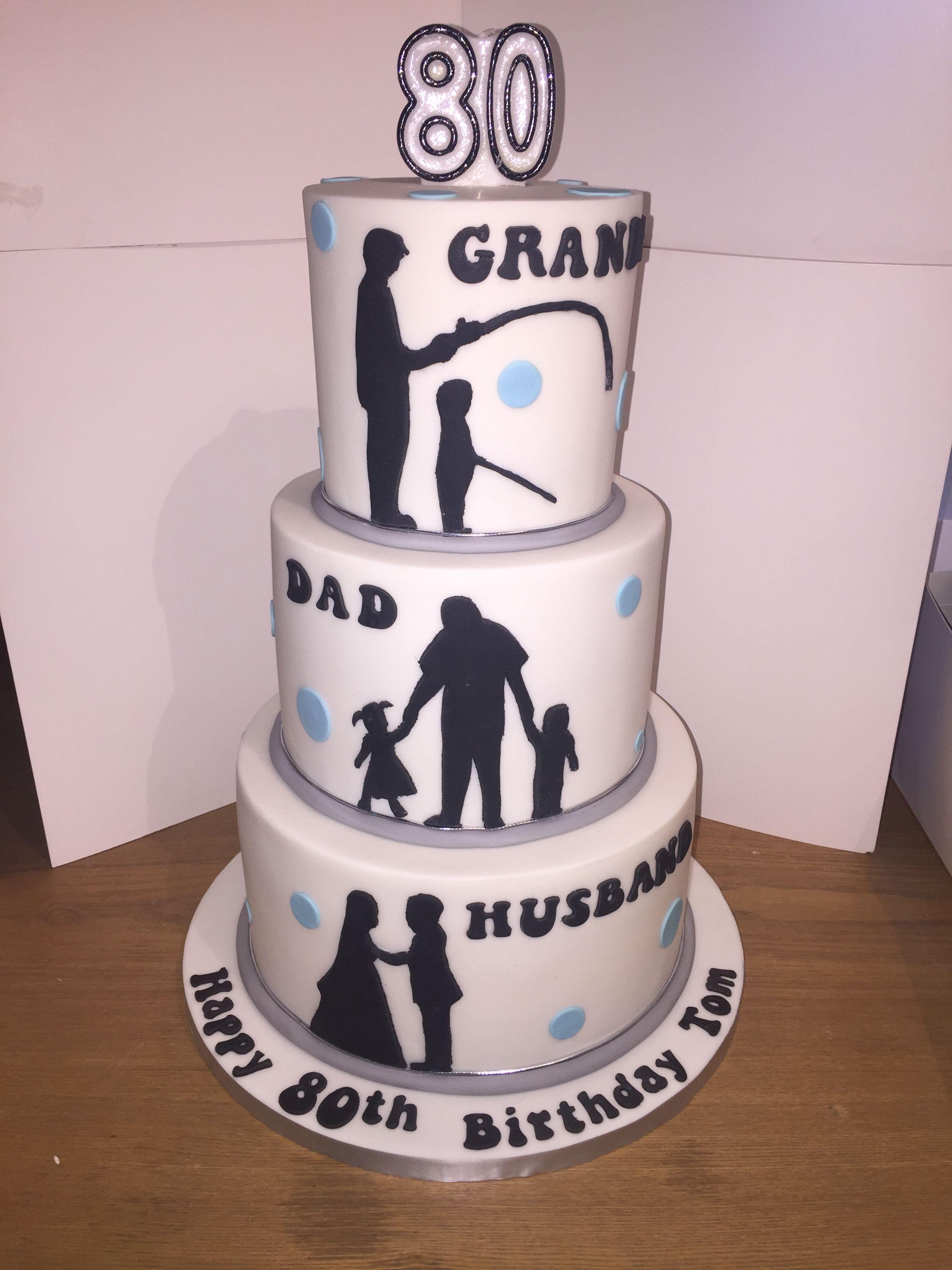 Husband Dad Grandad Cake Birthday Cake For Husband Birthday