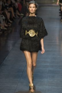 Dolce & Gabbana - Милан - Весна-лето 2014 - Коллекции