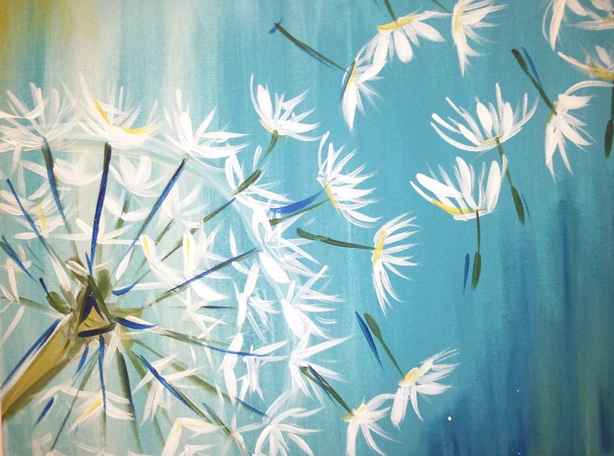 dandelion | Beautimous Art Ideas | Pinterest | Jackson ...