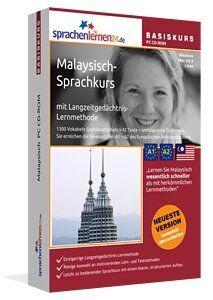 Malaysisch lernen: Lernen Sie Malaysisch wesentlich schneller als mit herkömmlichen Lernmethoden – und das bei nur ca. 17 Minuten Lernzeit am Tag