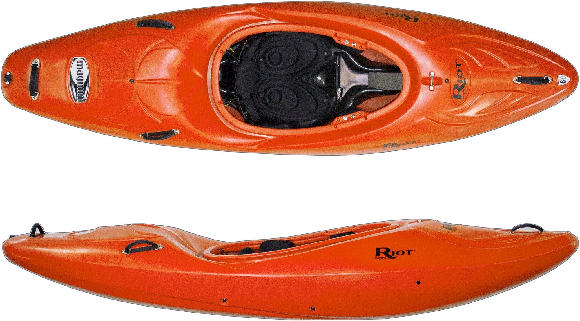 Riot Whitewater Kayak Review