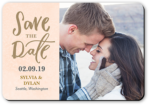 Forever Laced Save The Date Cards | Products | Save the date