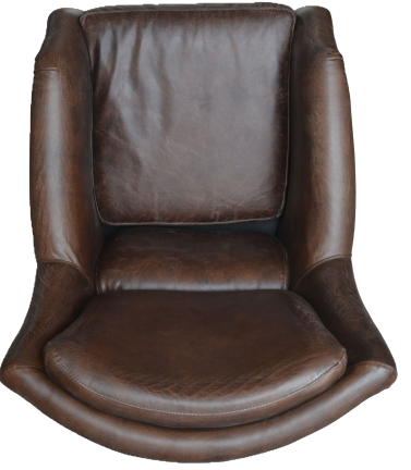 Commusphere Clippings | Chair, Top view, Lounge chair