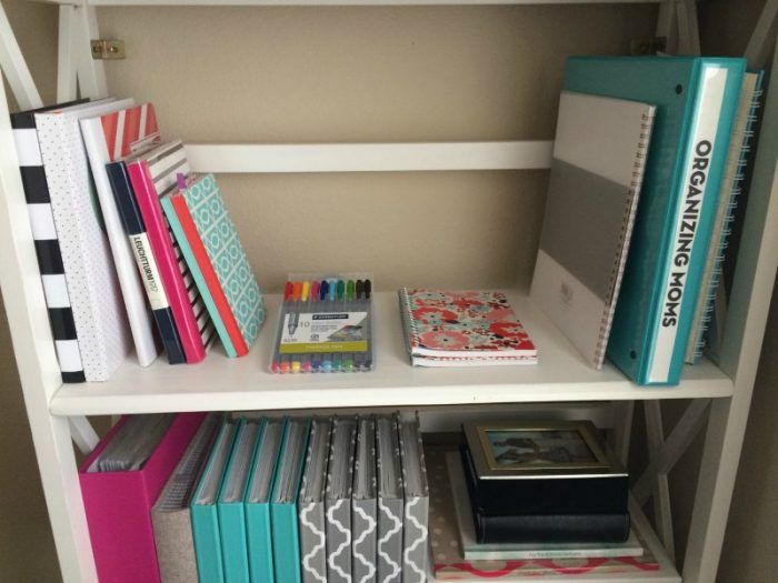 makeshift office. Tips And Tricks For Organizing Your Office Using Stuff You Already Have. Create Own Makeshift