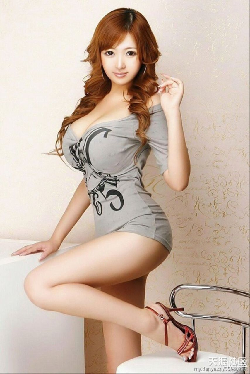 Busty asian wallpaper