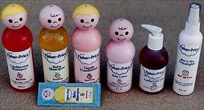 046d62fa7 1990 fisher price baby shampoo | When I Was Your Age... | Infancia ...
