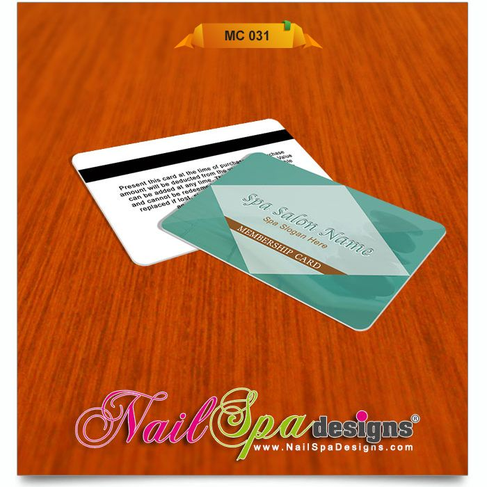 Membership Card Template For Nail Salon Visit WwwNailSpaDesigns   Membership  Cards Templates  Membership Cards Templates