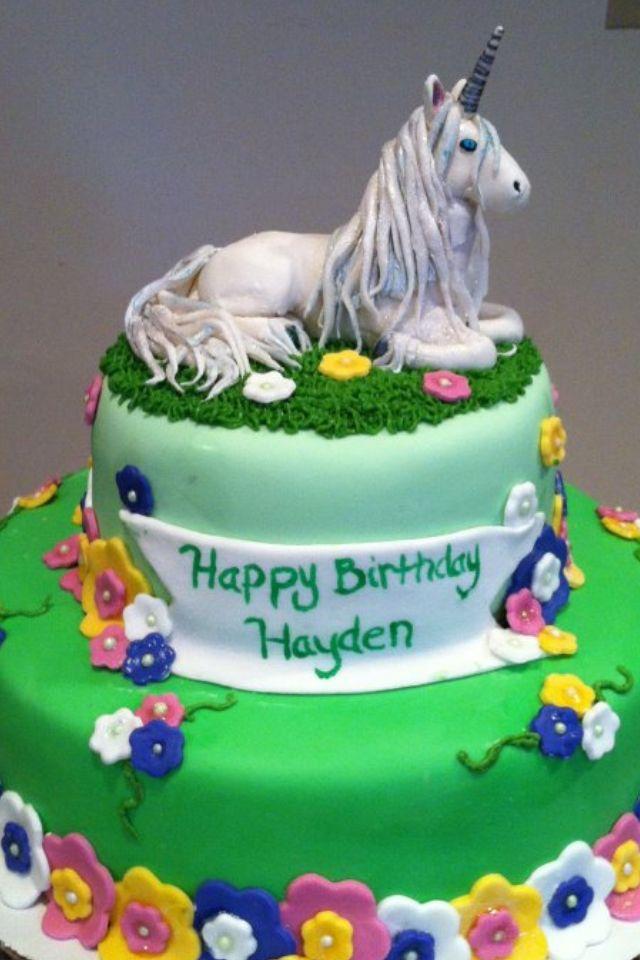 Unicorn Cake Via Sweetarts Edible Unicorn Facebook