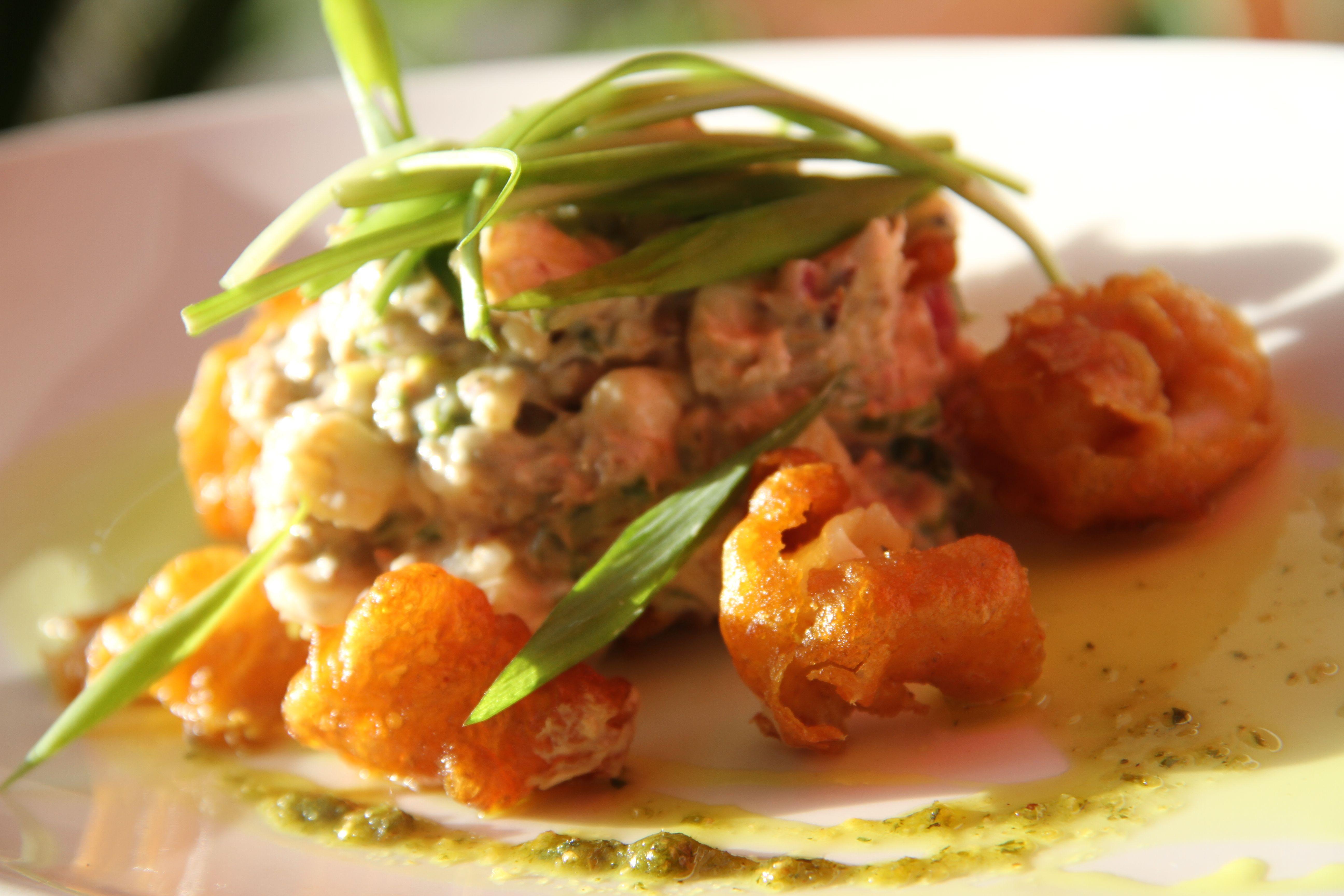 how to eat smoked herring