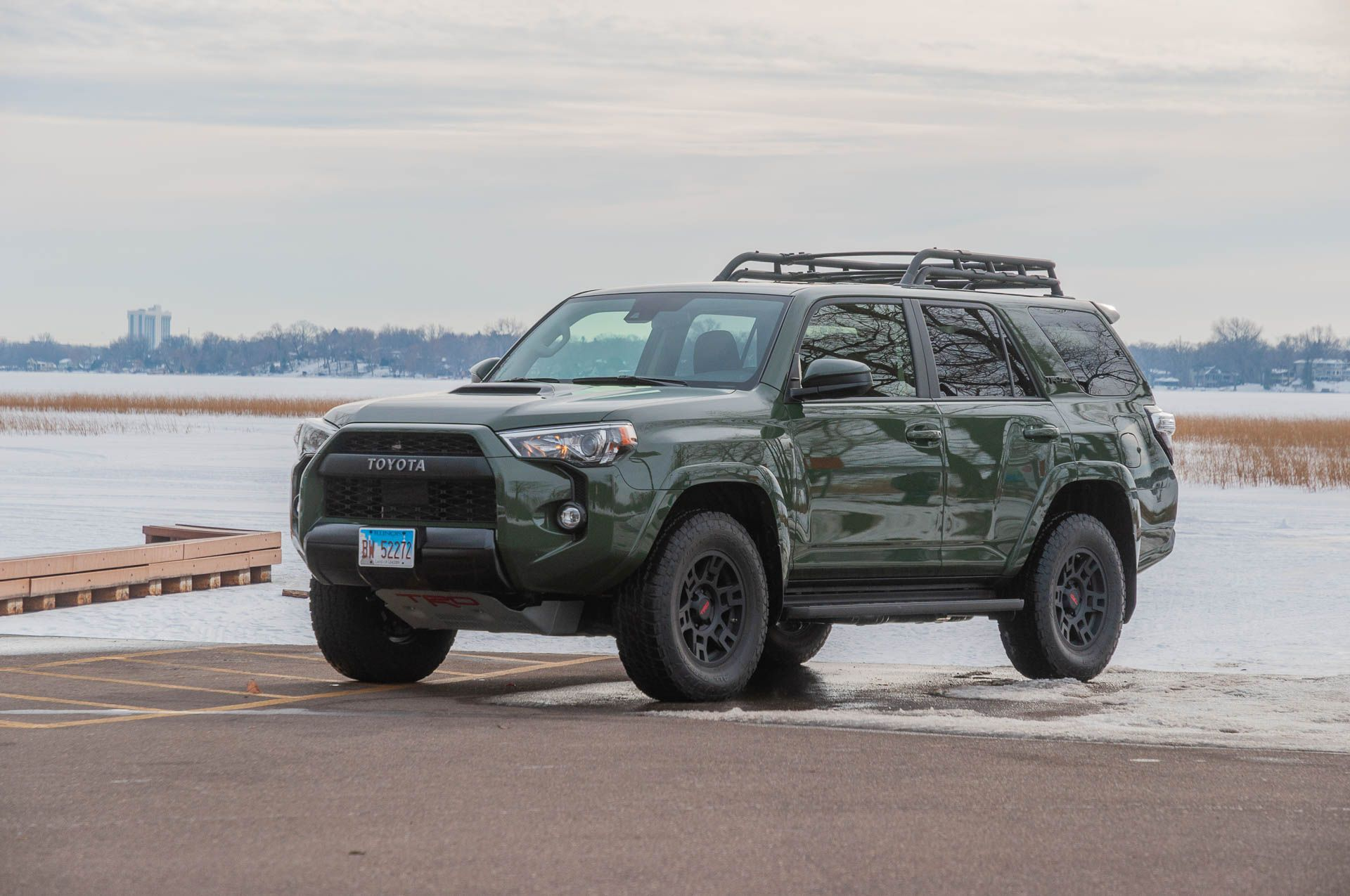 First Drive Review 2020 Toyota 4runner Trd Pro Gets Injected With Modern Technology In 2020 Toyota 4runner Toyota 4runner Trd 4runner Trd Pro