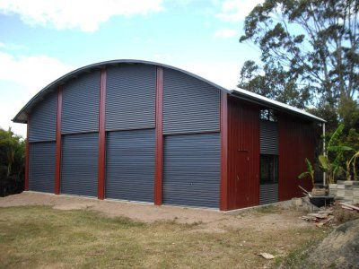 Best Curved Roof Sheds Modern House Plans Shed Backyard 400 x 300