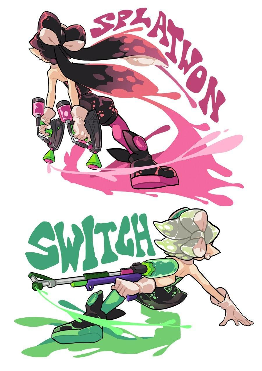 c6f476a929d8f Splat Dualies and New Chargers
