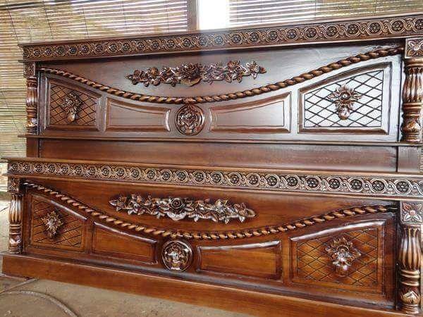 20++ Wooden vintage bedroom furniture info cpns terbaru