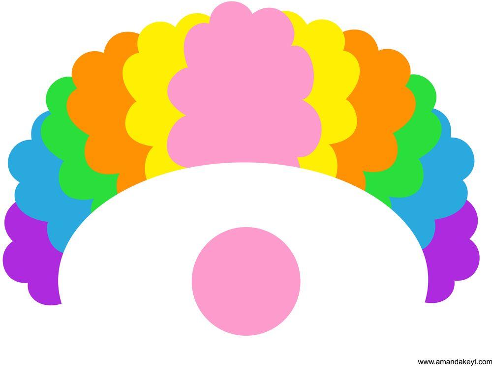 Instant Download Circus Pink Printable Photo Booth Prop Set | Circo ...