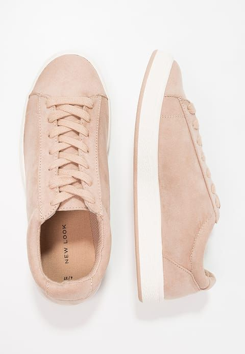 New Look Merrier Tenisowki I Trampki Oatmeal Zalando Pl White Sneaker Sneakers Shoes