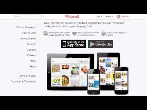 Pinterest for Business The \