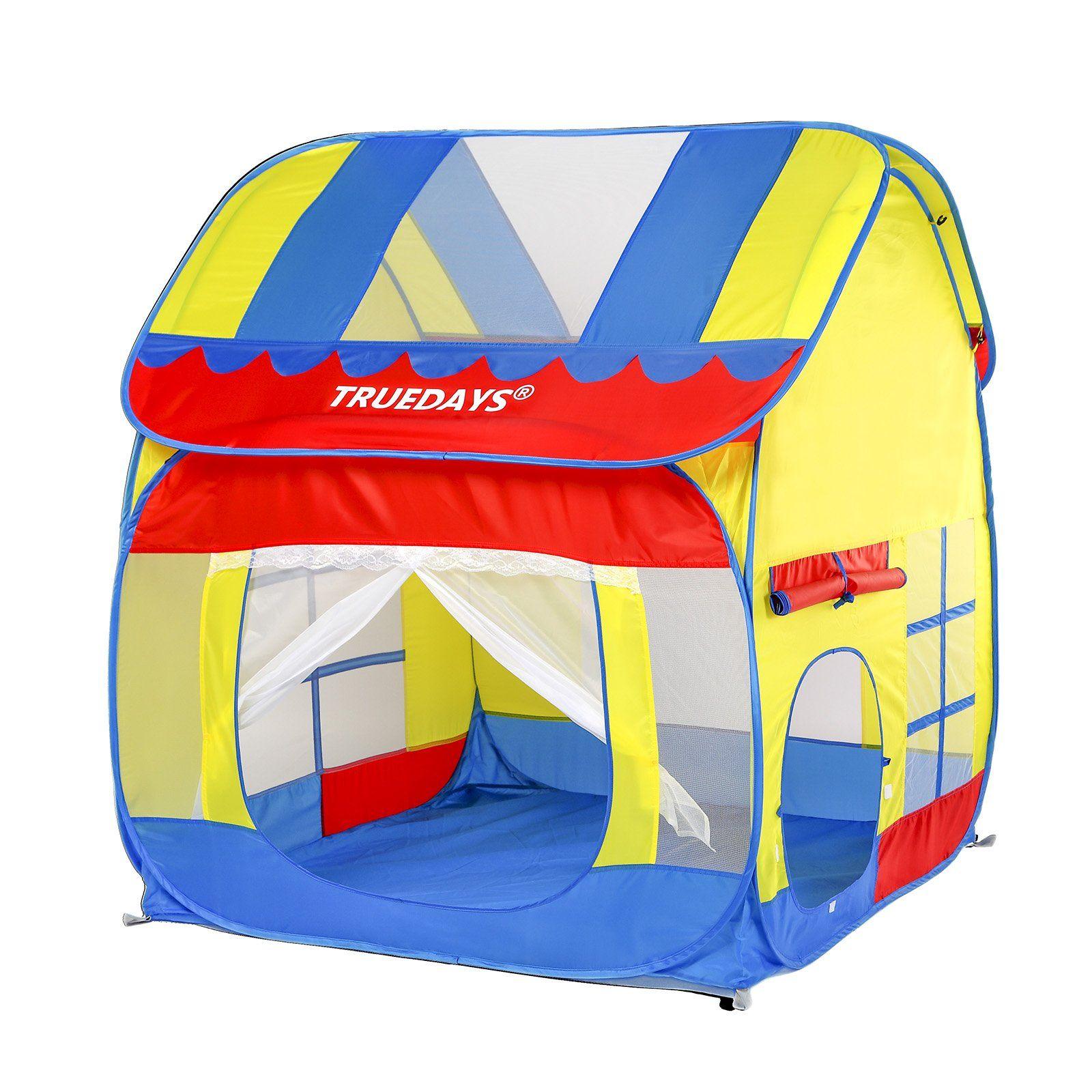 truedays play tent tunnel