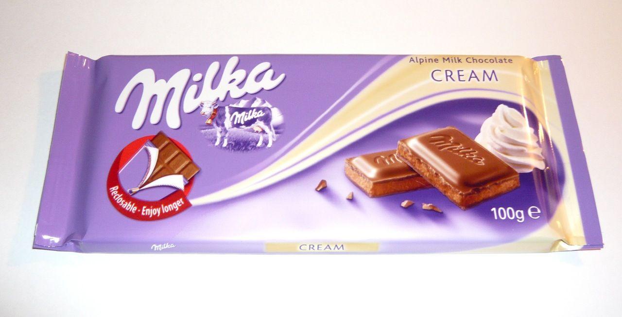 milka-cream   Candys   Pinterest   Chocolate, Chocolate heaven and ...