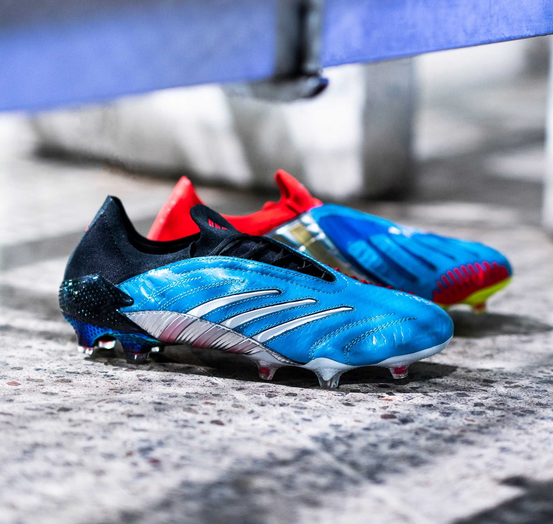 Adidas Launch The Special Edition Predator Archive Mutator Boots Soccerbible In 2020 Predator Boots Adidas Predator Football Boots