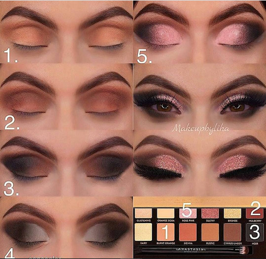 60 Easy Eye Makeup Tutorial For Beginners Step By Step