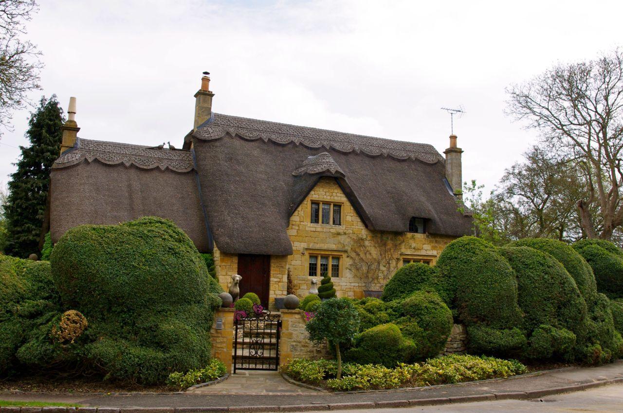 Pin En English Cottages