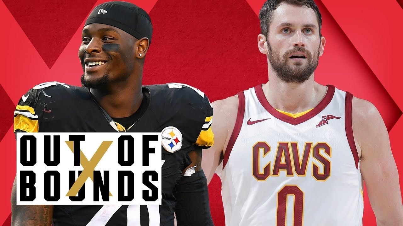 Le'Veon Bell Talks Money; Kevin Love's Mental Health; Clippers' Dating App Deal | Out of Bounds - https://www.mixtapes.tv/videos/leveon-bell-talks-money-kevin-loves-mental-health-clippers-dating-app-deal-out-of-bounds/