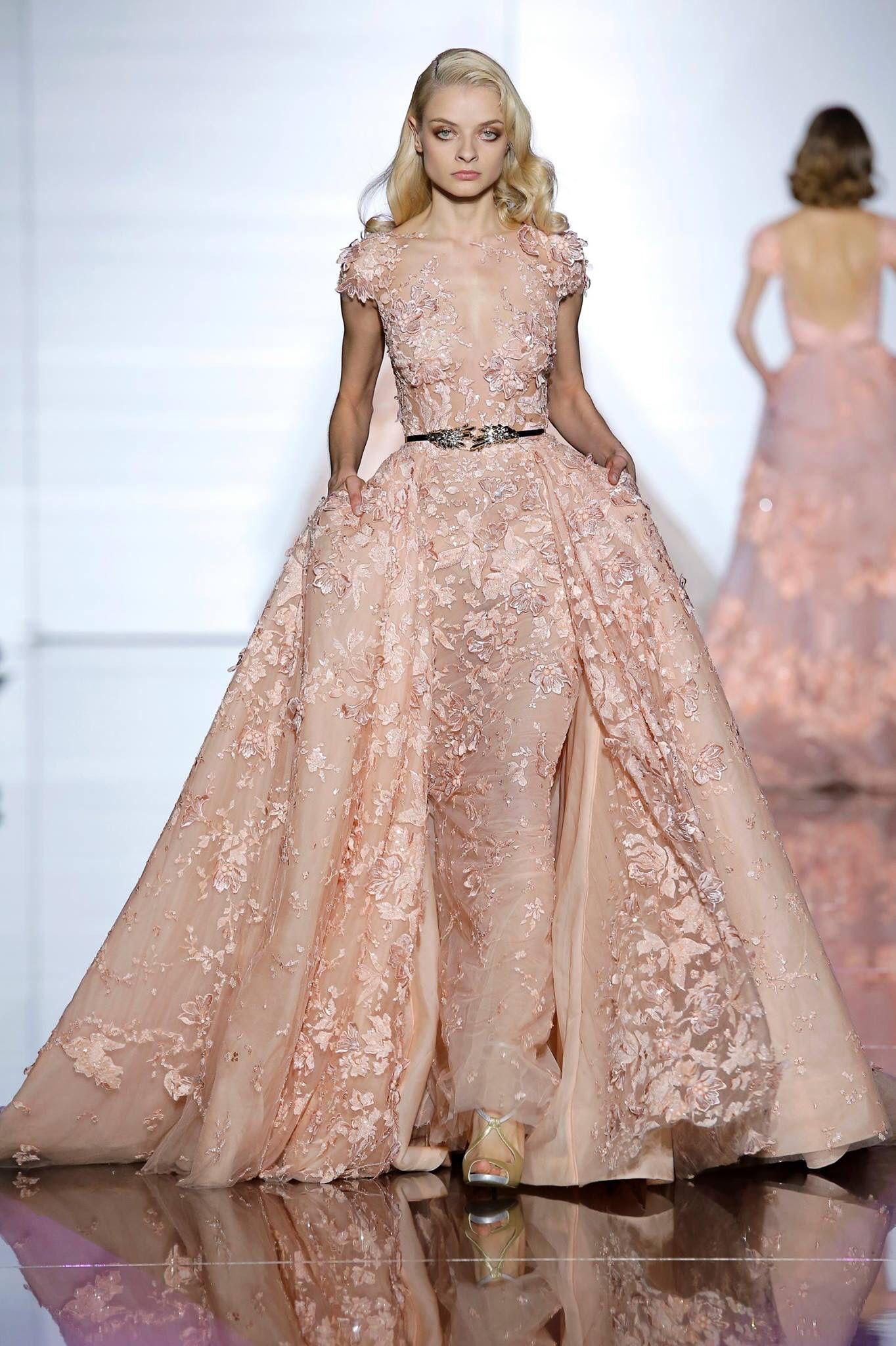 Zuhair Murad 2014 / 2015 - Fashion - Dress / Vestidos - Alta Costura ...