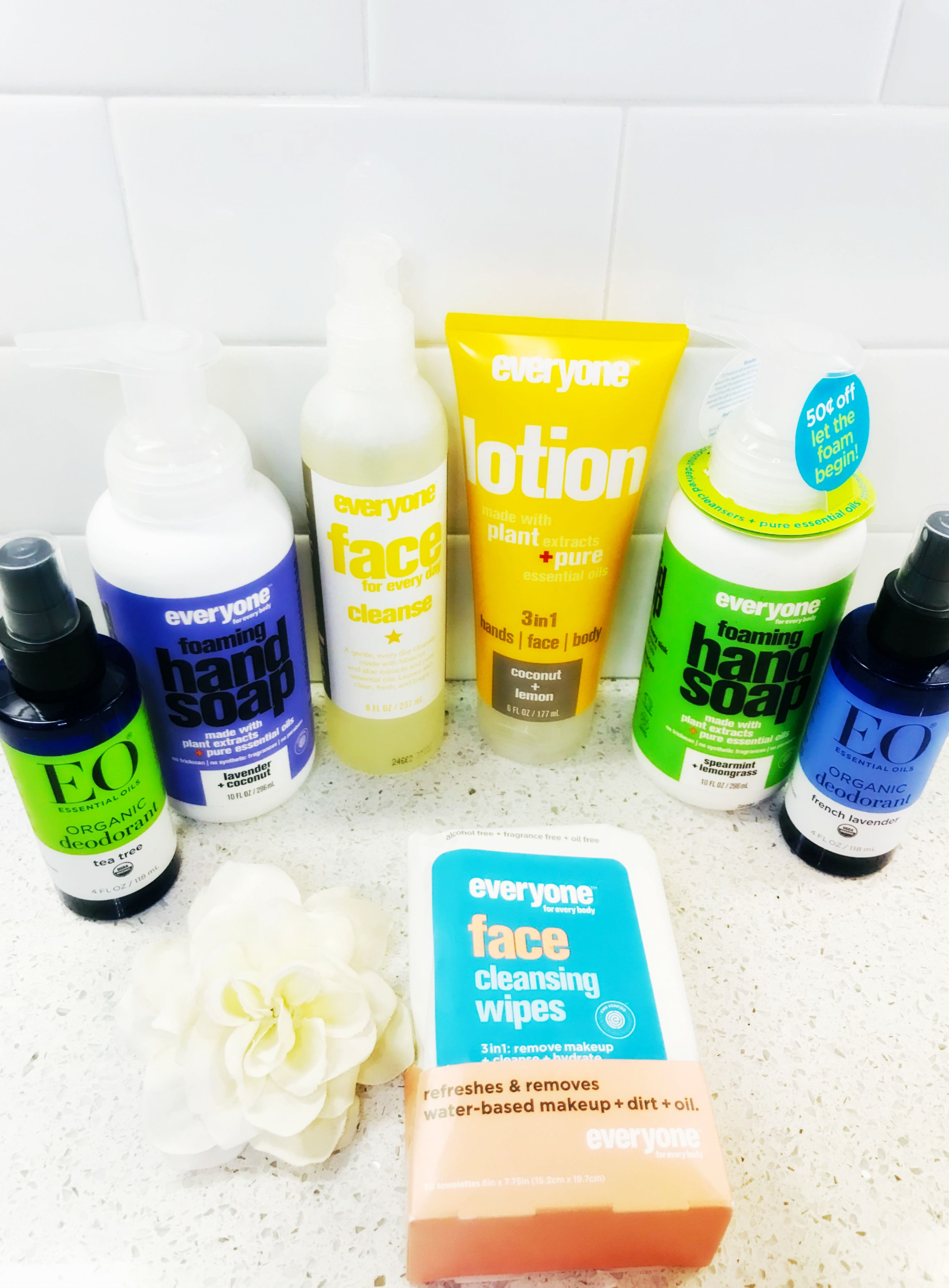 Clean up your personal care routine this spring and beyond