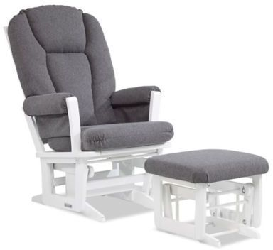 The Dutailier Modern Reclining Glider And Ottoman Are Perfect For Soothing Feeding Baby Reading Or Relaxing Ergonomic Generously Padded Combo